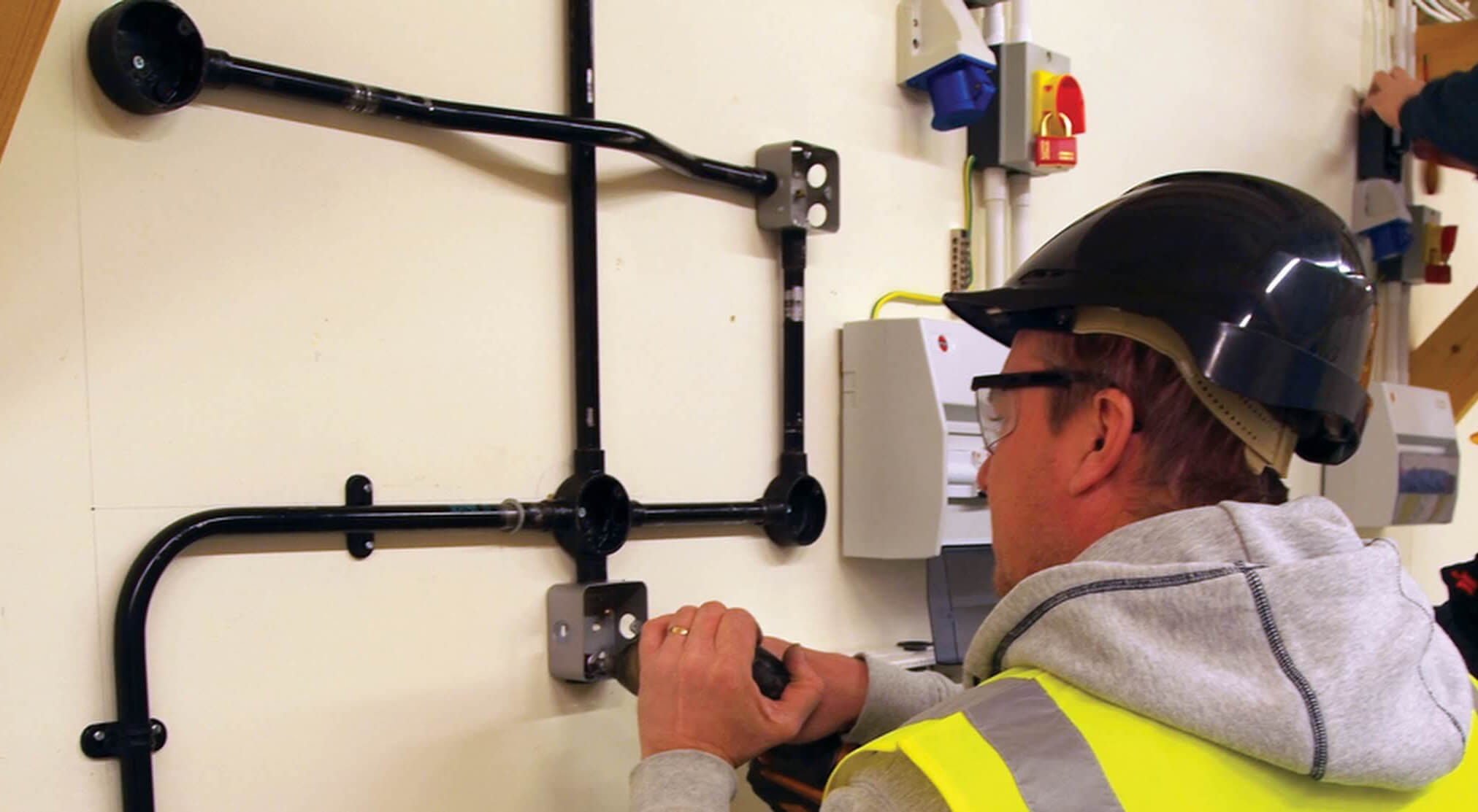 Trunking Conduit And Wiring Systems Course